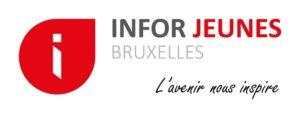 logo inforjeune stage bruxelles