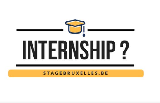 internship bruxelles