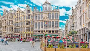 Stage tourisme Bruxelles