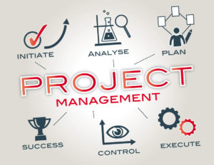 Stage project manager Bruxelles