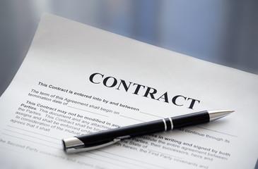 contrats de stage